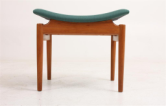Finn Juhl stool Danish Design